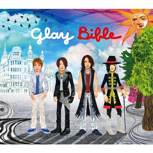 Single Bible by GLAY