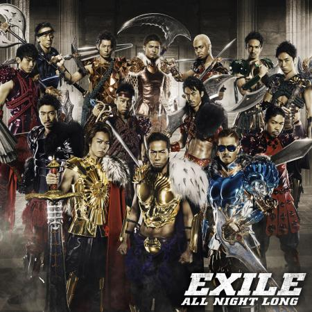 Single ALL NIGHT LONG by EXILE