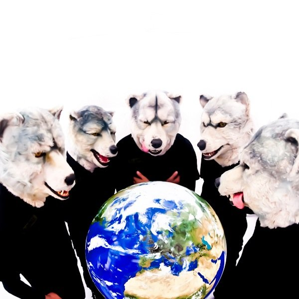 Album MASH UP THE WORLD by MAN WITH A MISSION