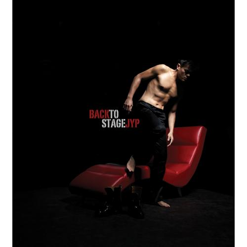 Album Back to Stage by Park Jin Young