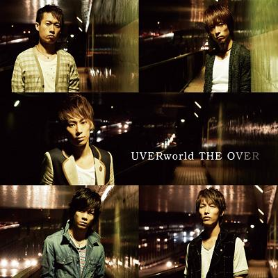 Single THE OVER by UVERworld