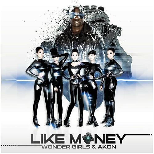 Single Like Money feat. Akon by Wonder Girls