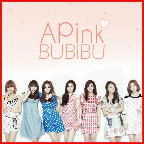 Single BUBIBU (Remix Ver.) by APink