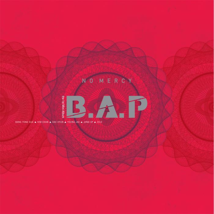 Mini album No Mercy by B.A.P