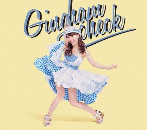 Single Gingham Check by AKB48