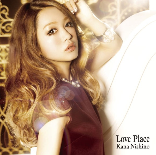 Album Love Place by Kana Nishino