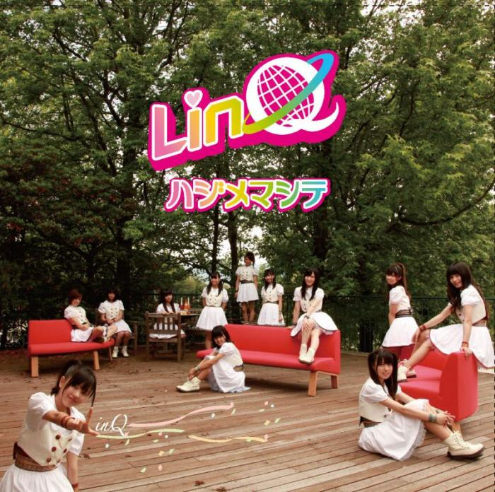 Single Hajimemashite by LinQ