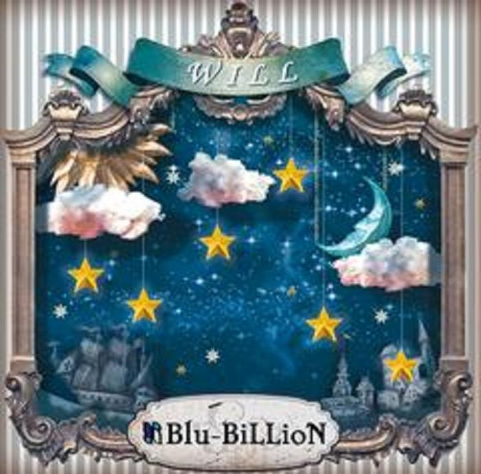 Single WILL by Blu-BiLLioN