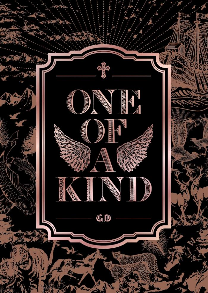 Mini album One of a Kind by G-Dragon