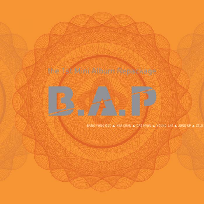 Mini album Crash (대박사건) (No Mercy Repackage) by B.A.P