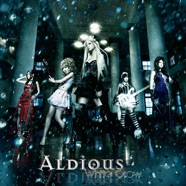 Single White Crow by Aldious