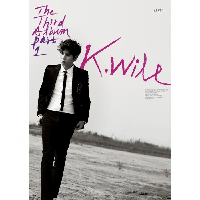 Album The 3rd Album Part.1 by K.Will