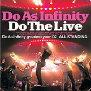Album Do The Live 2/2 by Do As Infinity