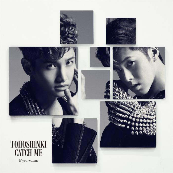 Single Catch Me -If You Wanna- by Tohoshinki
