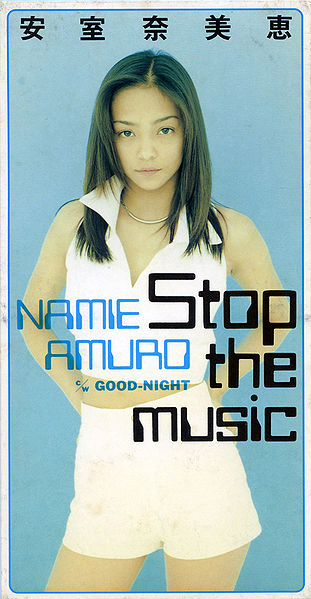 Single Stop the music by Namie Amuro