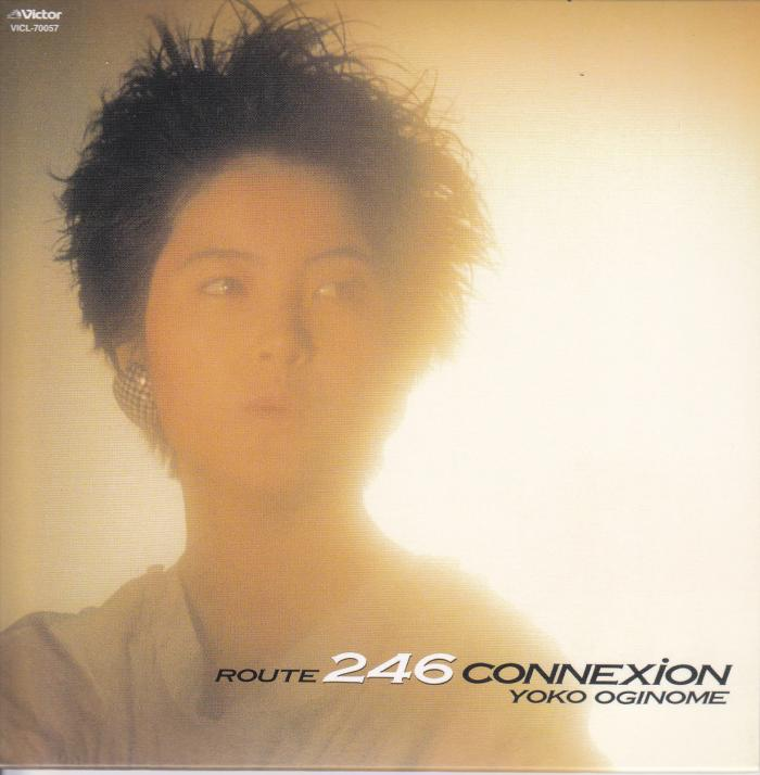 Album 246 Connection by Yoko Oginome