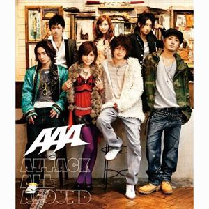 Album ATTACK ALL AROUND CD1 by AAA