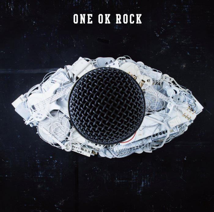 Album 人生x僕=(Jinsei kakete Boku wa) by ONE OK ROCK