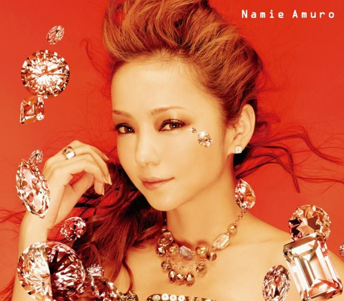 Single Big Boys Cry/Beautiful by Namie Amuro
