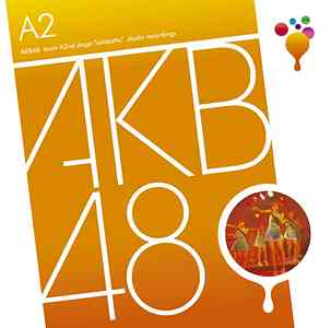 Album Team A 2nd Stage - Aitakatta by AKB48