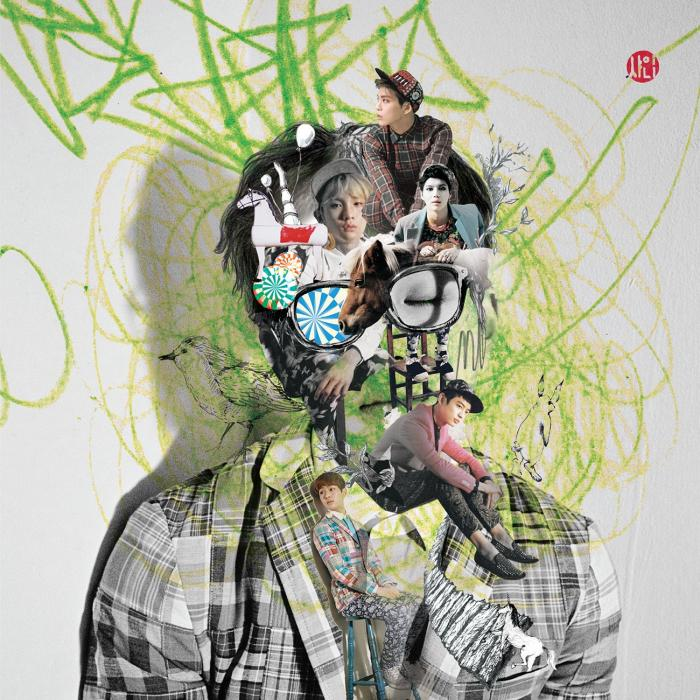 Album Dream Girl: The Misconceptions of You by SHINee