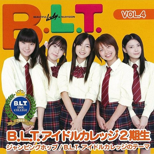 Single Jumping Hop / B.L.T. Idol College no Theme by IDOL COLLEGE
