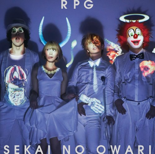 Single RPG by SEKAI NO OWARI
