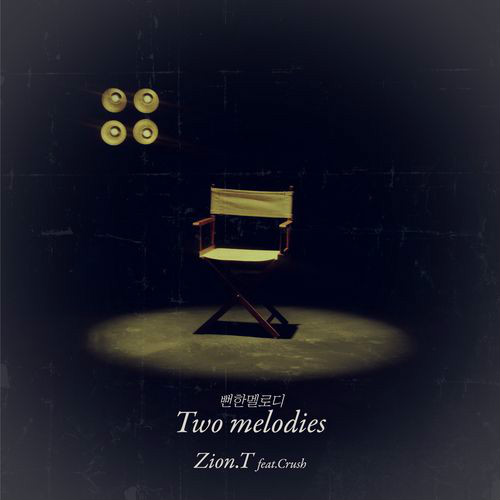 Single Two Melodies by Zion.T