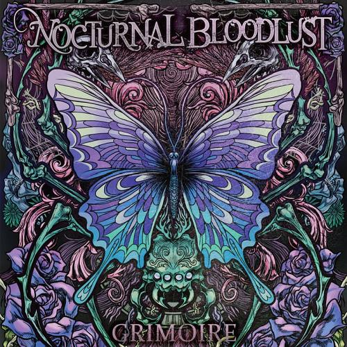 Album Grimoire by NOCTURNAL BLOODLUST