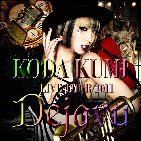 Album KODA KUMI LIVE TOUR 2011~Dejavu~ LIVE CD by Koda Kumi