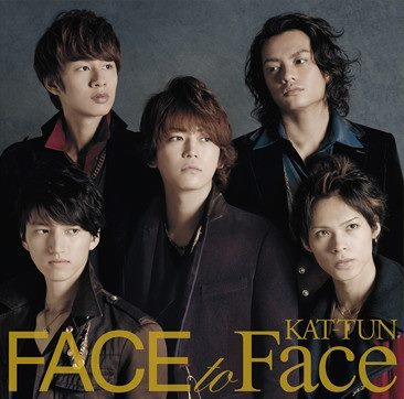 Single FACE To Face by KAT-TUN