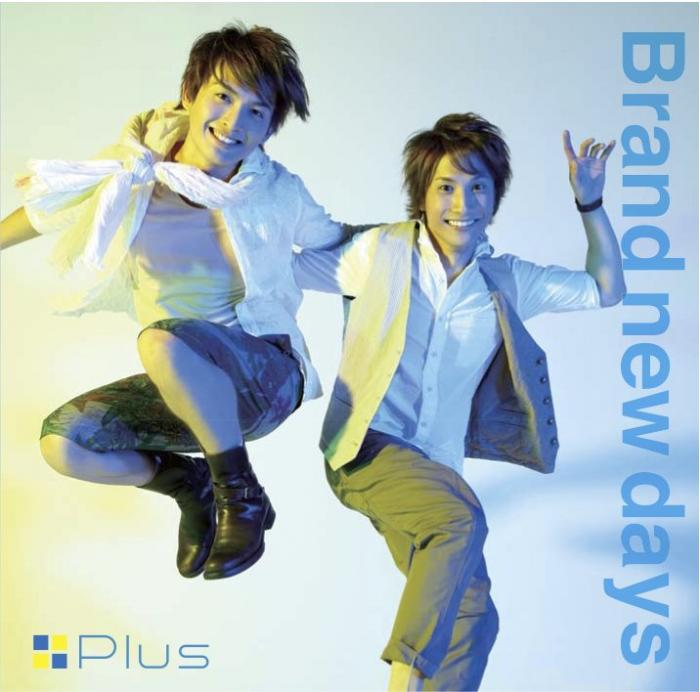 Single Brand new days by +Plus