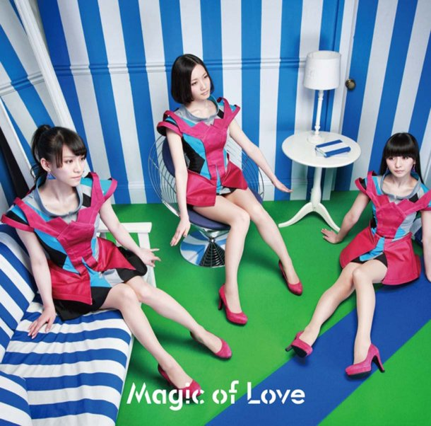 Single Magic of Love by Perfume