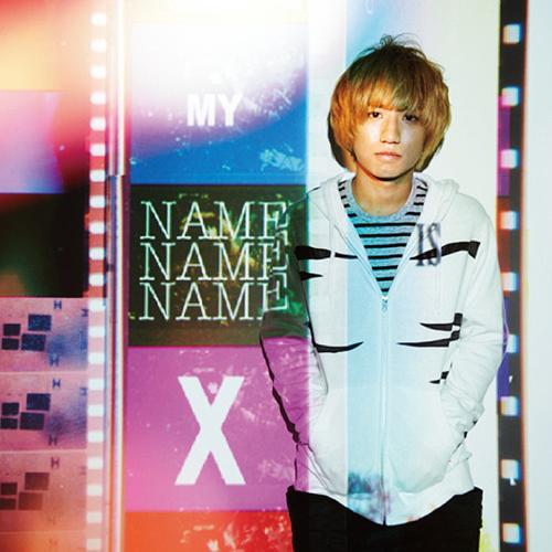 Single MY NAME IS XXXX by Page (Jpop)