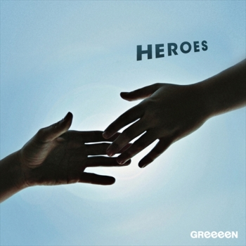 Single HEROES by GReeeeN