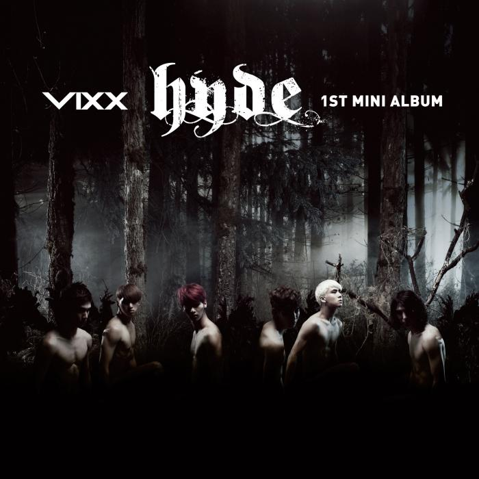 Mini album HYDE by VIXX