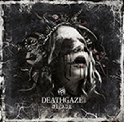Album DECADE by Deathgaze