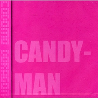 Mini album CANDY-MAN by Codomo Dragon
