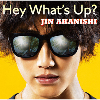 Hey Whats Up? by Jin Akanishi