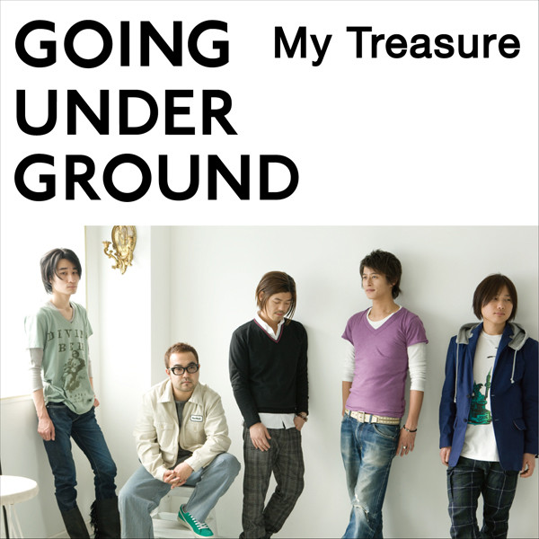 Single My Treasure by Going Under Ground