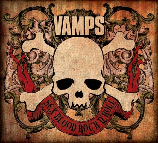 Album Sex, Blood, Rock N' Roll by VAMPS