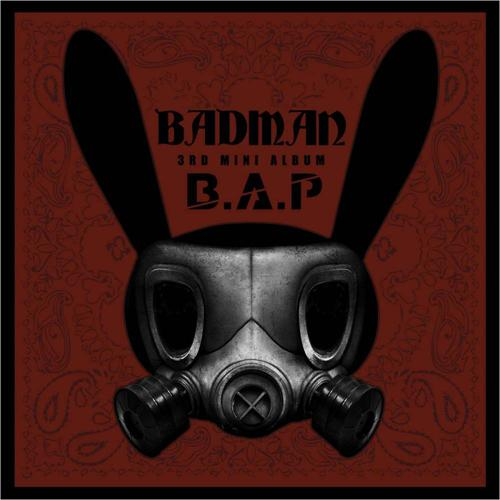 Mini album Badman by B.A.P