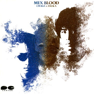 Album MIX BLOOD by CHAGE & ASKA