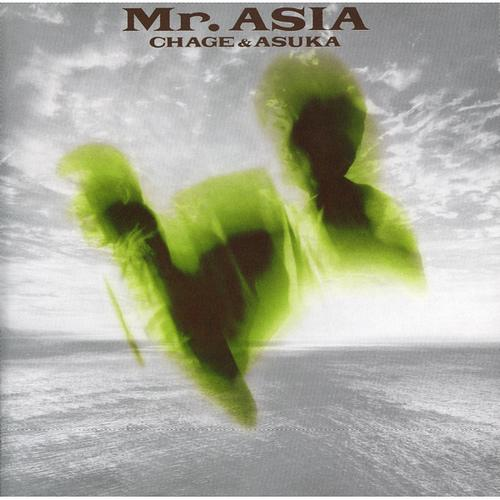 Album Mr.ASIA by CHAGE & ASKA