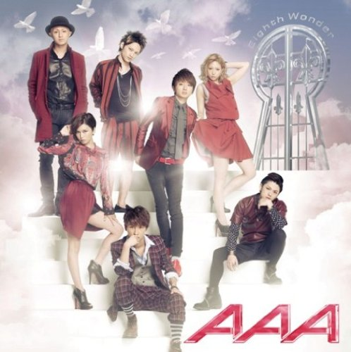 Album Eighth Wonder by AAA
