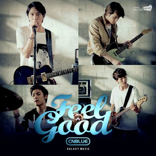 Single Feel Good by CNBLUE