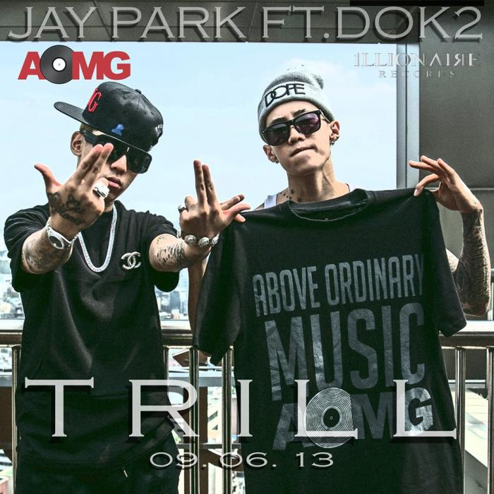 Trill(Feat. Dok2) by Jay Park