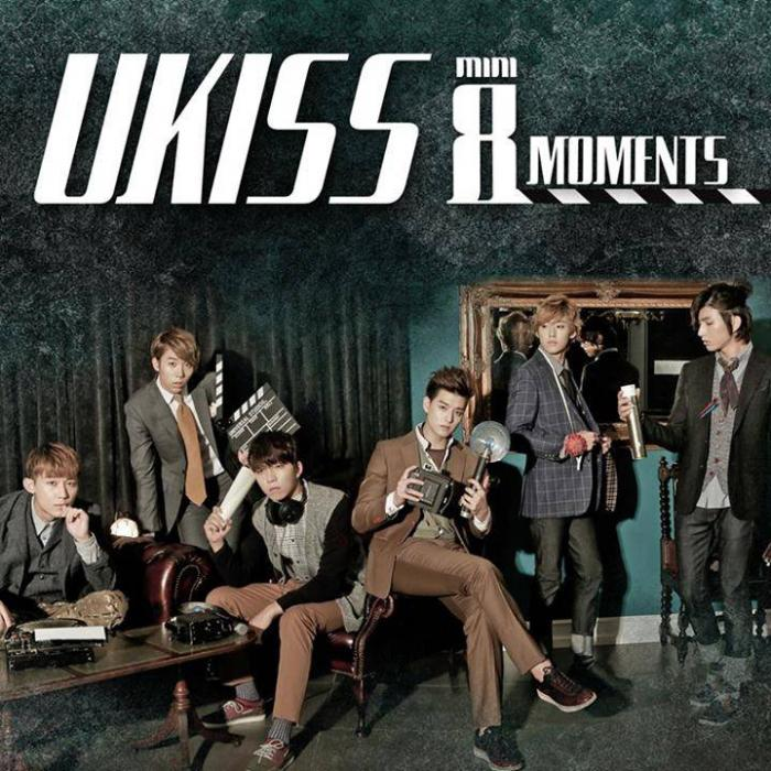 Mysterious Lady by U-KISS