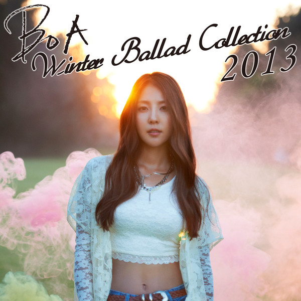 Album Winter Ballad Collection 2013 by BoA