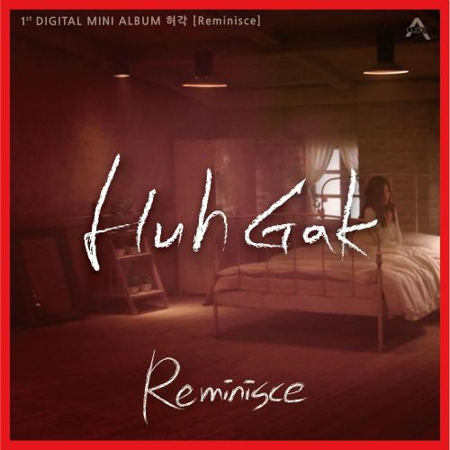 Mini album Reminisce by Huh Gak